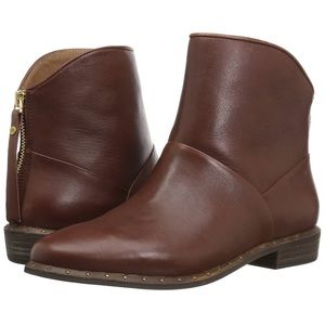 Ugg Bruno brown leather ankle boots